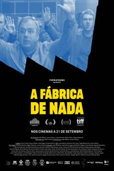 Baixar Filme A Fábrica de Nada (2019) Dublado Torrent Grátis