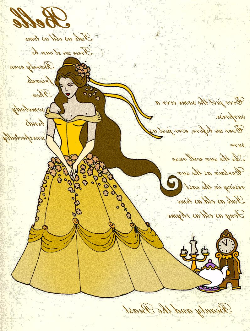 Princess Belle by