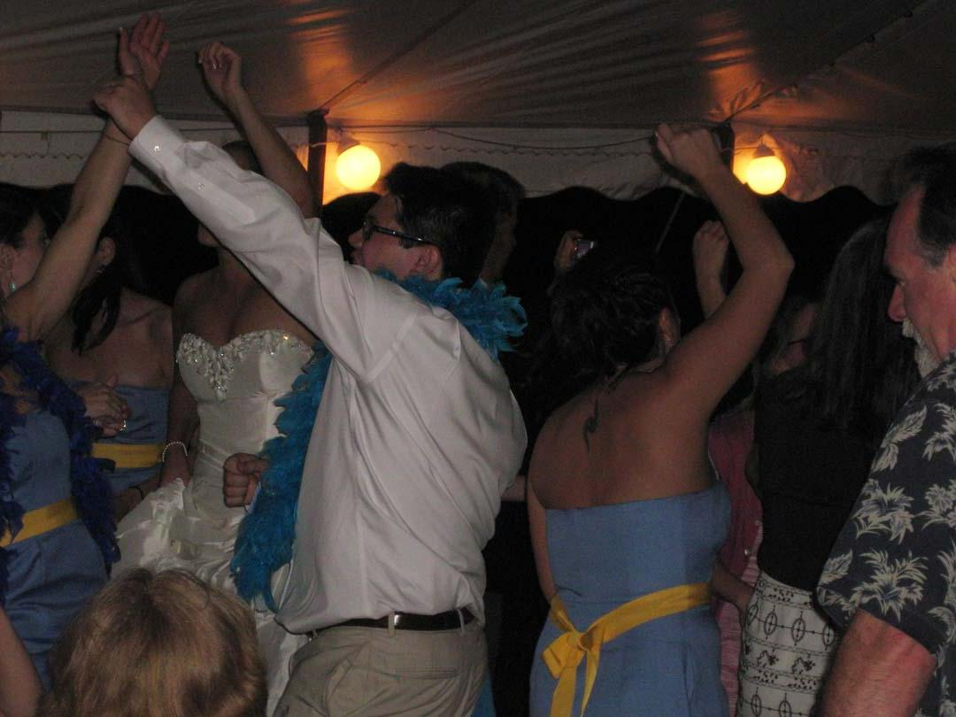 Harpswell Inn Wedding