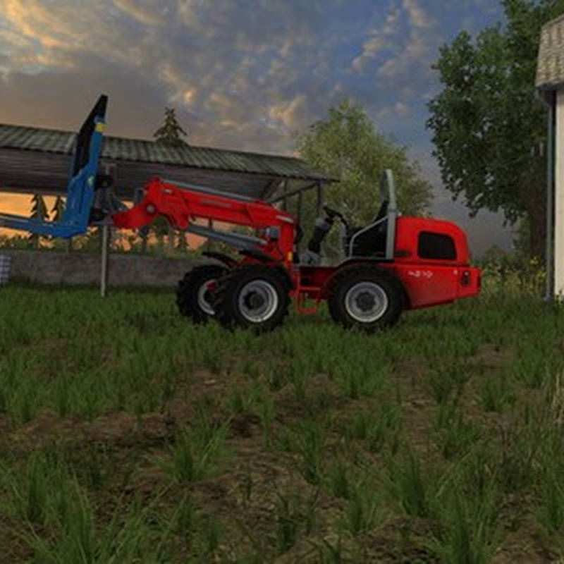 Farming simulator 2015 - Weidemann_4270_CX100T v 1.0