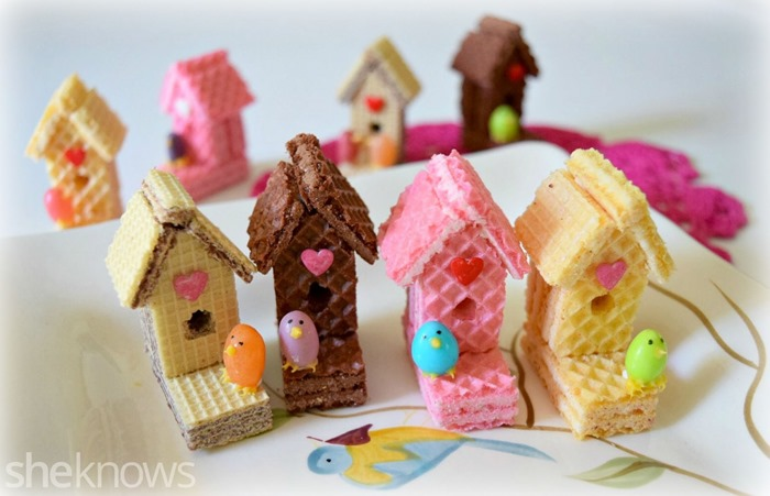sugar wafer bird house main