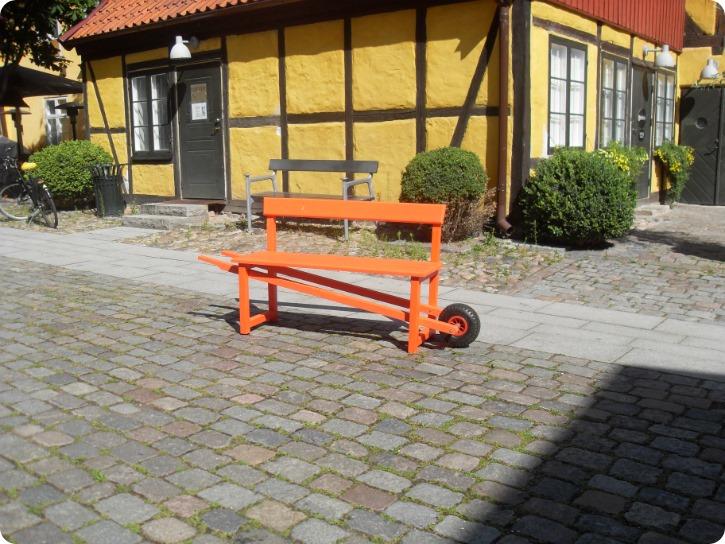 Trillebænk - Hedmanska Gården, Malmø