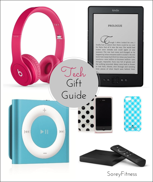 Last Minute Mother's Day Gifts- Techno Gifts