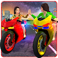 Girls Biker Gang 3D APK for Bluestacks