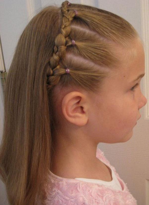 Favorito AcconciaturE24: Acconciature Bambina Per Cerimonia GA86
