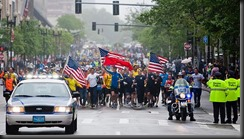 watch out for the MARATHON STAMPEDE!