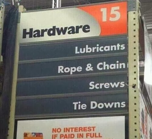 Someone at HD has a dirty mind...