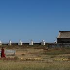 I już pochłania nas nastrój buddyjskich świątyń