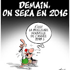 Demain , on sera en 2016