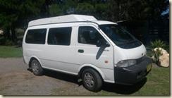 minivan Kia Pregio