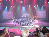 Watching The Finalists Live at the Andy Williams Moon River Theater in Branson MO 08182012-40