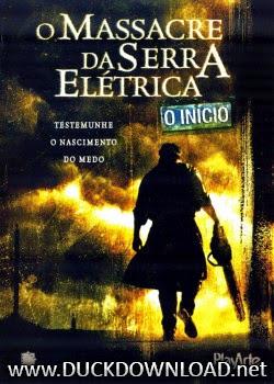 Baixar Filme O Massacre da Serra Elétrica - O Início DVD-R