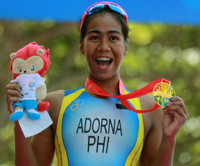 sea games 2015 maria claire adorna wins first gold for philippines