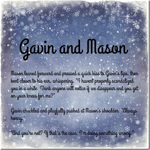 gavin and mason