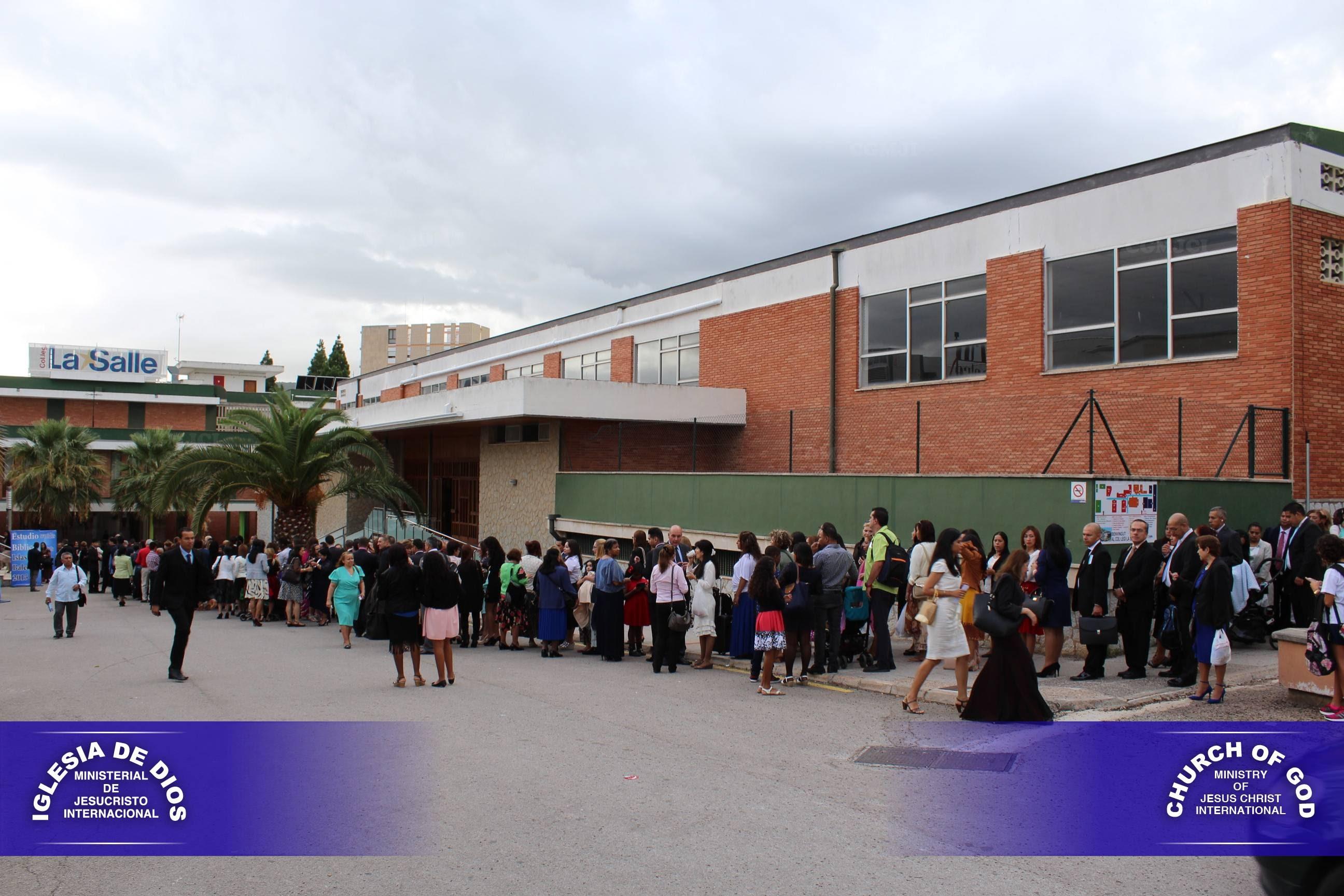 Iglesia de dios ministerial de jesucristo internacional - Estudios palma de mallorca ...