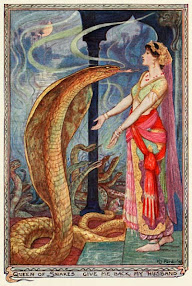 Cover of Andrew Lang's Book The Olive Fairy Book