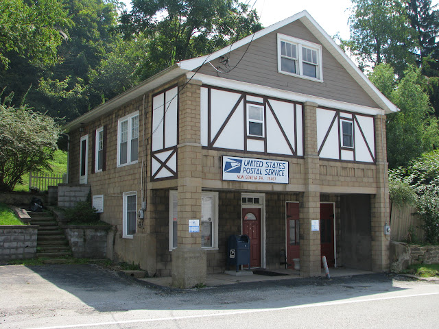 New Geneva, PA post office