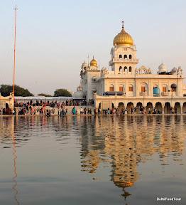 Bangla Sahib Gurudwara, New Delhi, India