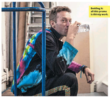 Q Magazine Coldplay 5-1