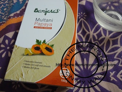 Banjara Multani Papaya Skin Care Powder1.JPG