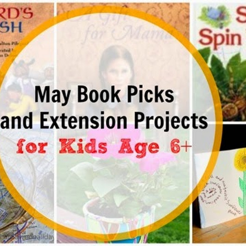 6 May Books for Kids Age 6+