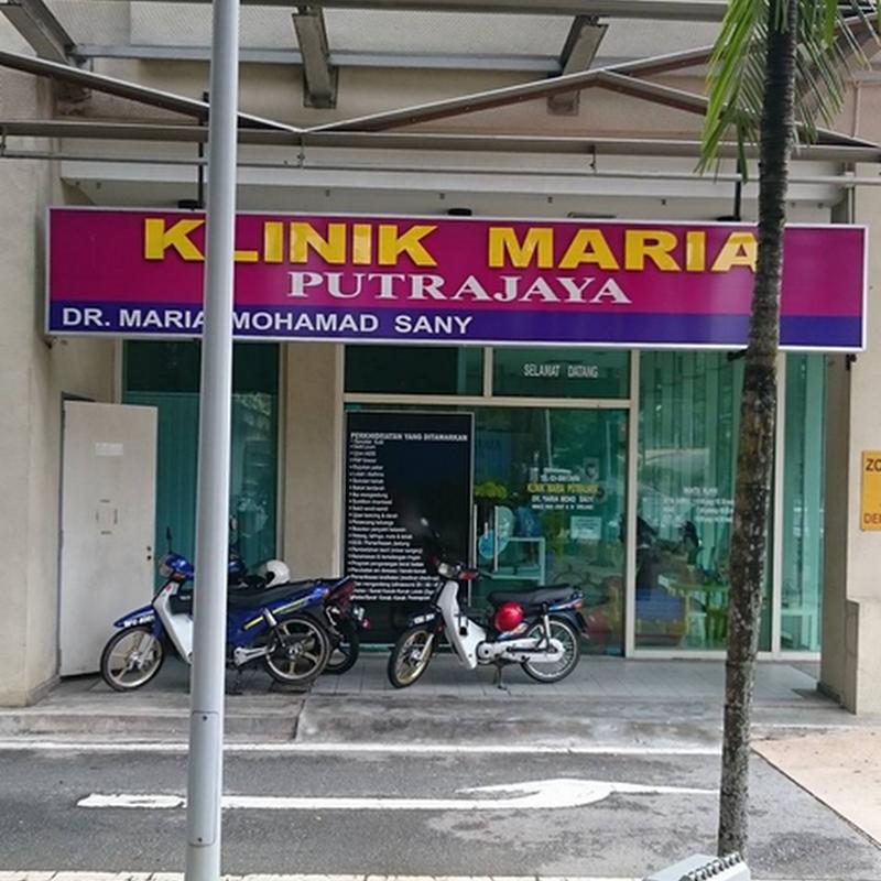 Klinik Maria punya cerita..