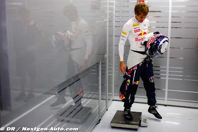 Себастьян Феттель на Гран-при Европы 2011