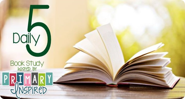 daily 5 book study logo