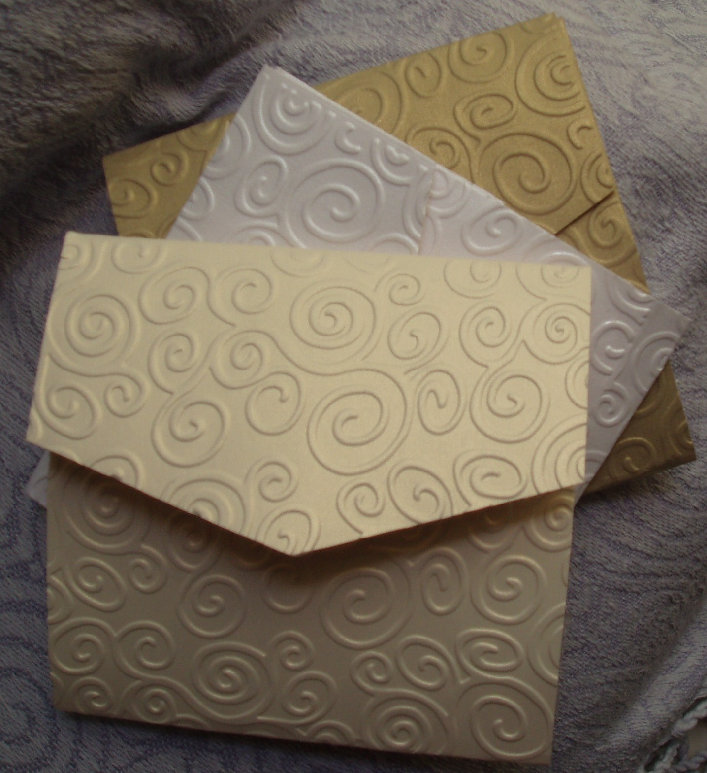 wedding invites with pockets