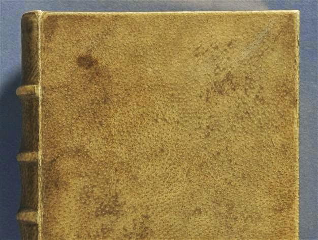 Harvard scientists confirm antique book is bound in human skin