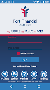 Fort Financial Credit Union screenshot for Android