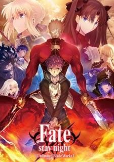 Đêm Định Mệnh: Vô Hạn Kiếm Giới (phần 2) - Fate Stay Night:... (2015)