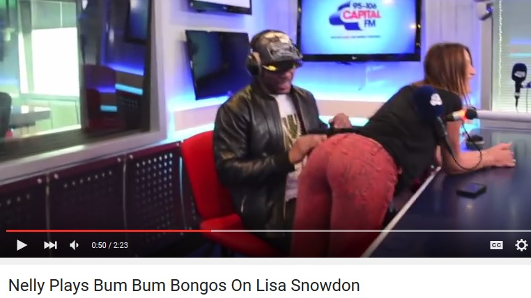 lisa snowdon and black guy