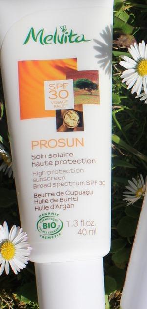 Melvita-ProsunSPF30,VitaLiberata-DryOilSerum-SPF30