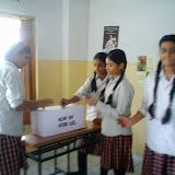 Student council Election @ Mehdipatnam branch