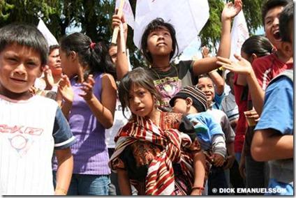 Niños Guatemala