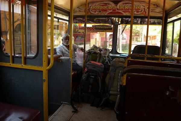 автобус, шри-ланка