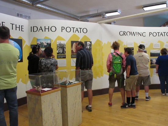 Idaho Potato Museum Blackfoot, ID