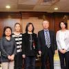 國際商務系主任與老師拜訪台北市進出口商業同業公會