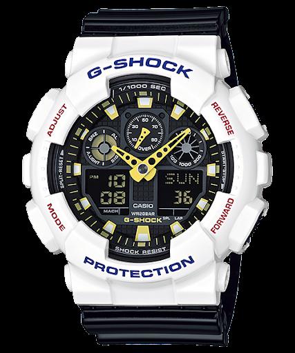 Casio G-Shock : GA-100CS-7A