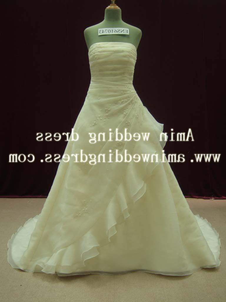 wedding dress. Inquire now