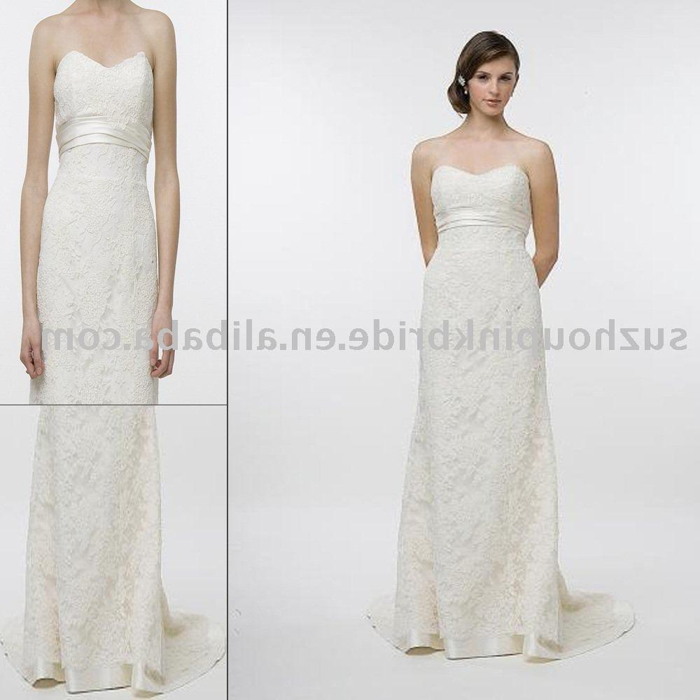 2010 New -Arrival lace wedding dress China  Mainland