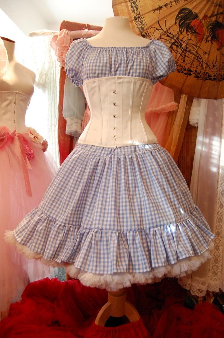 Boho Prairie Cowgirl Dress