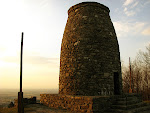 The first Washington Monument, built to honor George Washington.  Washington Monument State Park, Boonsboro, Maryland.