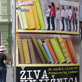 LivingLibrary@Ljubljana,Slovenia.