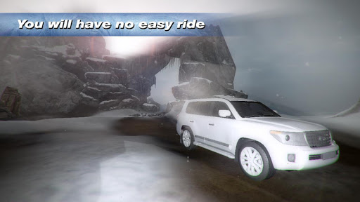 4X4 Jeep Winter Simulator - screenshot