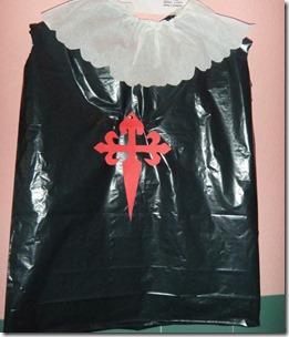 disfraz de velazques y de meninas bolsa de basura (1)