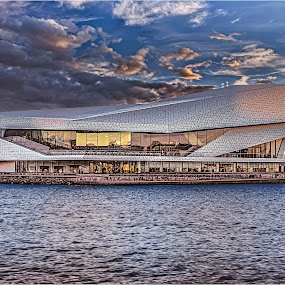 by Stephen Hooton - Buildings & Architecture Office Buildings & Hotels ( amsterdam, places )