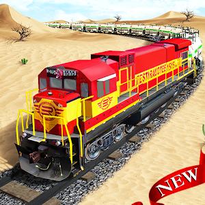 Oil Train Simulator 2019 For PC (Windows & MAC)