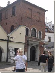 Pomorska, Alte Synagoge, Jüdisches Viertel Kaszimierz 008